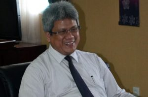 Rektor UMRAH Prof Syafsir Akhlus. Foto Internet