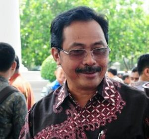 Plt Gubernur Provinsi Kepri Nurdin Basirun. Foto Istimewa