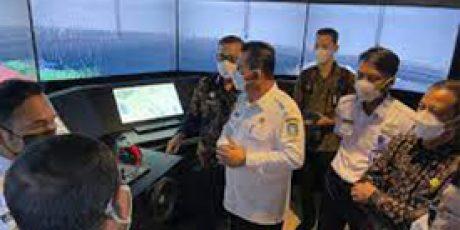 Gubernur Ansar Resmikan RPS Nautika Teknikal Kapal SMKN 5