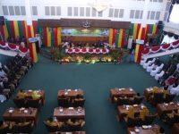 DPRD Kota Tanjungpinang Gelar Paripurna HUT Kota Otonom ke-19