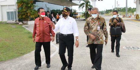 Gubernur Ansar Dampingi Kunker Menko PMK ke Kepri