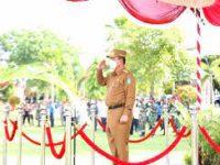 Gubernur Ansar Pimpin Apel Gelar Pasukan Operasi Ketupat Seligi 2021
