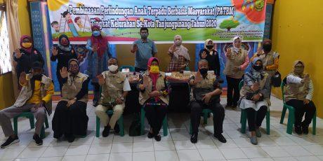 Gerak Cepat Aktivis PATBM Tanjungpinang Lindungi Anak Selama Masa Pandemi