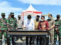 Gubernur Isdianto Resmikan Kawasan Pesisir Gurindam 1