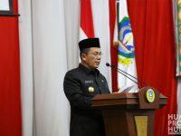 Gubernur Ansar Sampaikan LKPj Anggaran 2020 ke DPRD