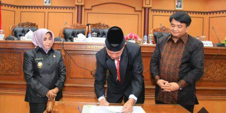 RPJMD Kota Tanjungpinang 2018-2023 Disahkan