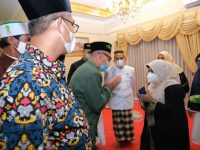 Sambut Ramadhan, Rahma Gelar Doa Bersama di Rumah Dinas Walikota