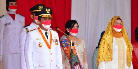 Gubernur Ansar Jadi Irup HUT RI ke-76 Tahun