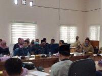 Komisi I DPRD Natuna Gelar Raker bersama BPD se-Bunguran Timur