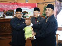 DPRD Tanjungpinang Beri Catatan LKPj 2015 Wako