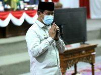 Jumat Aktif Kerja, Isdianto Ingatkan Pegawai Beradaptasi New Normal
