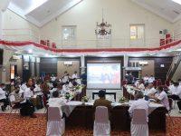 Aunur Rafiq Hadiri Rapat Bersama Gubernur Kepri