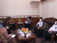 Gubernur Ansar Terima Kepala Perwakilan BI Kepri