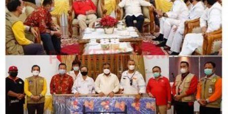 Bupati Karimun Sambut Hangat Kunjungan PT KSS