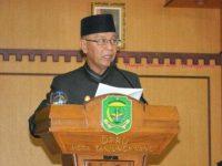 Wakil Walikota Jawab Pandum Fraksi-Fraksi DPRD Kota Tanjungpinang