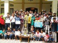 Group Kompang Karimun Juara Umum di Festival Kepri Berkompang 2017 di Batam