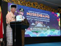 Musrenbang Kota Tanjungpinang Tahun 2020 Digelar