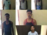Imigrasi Karimun Tangkap Enam Orang WNA Asal Bangladesh