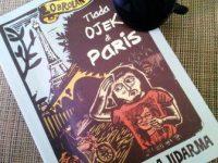 Merakit Mesin Bahagia Dari Buku Tiada Ojek di Paris