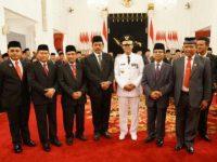 Dilantik Presiden, Isdianto Resmi Jabat Wagub ke-4 Kepri