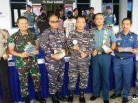 TNI AL Tangkap Terduga Pelaku Perompakan di Perairan Karimun