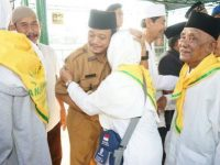 Jamaah Haji asal Tanjungpinang yang sempat hilang Sudah ditemukan