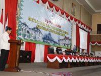 DPRD Gelar Paripurna Jawaban Pemprov Terhadap Pandum Fraksi