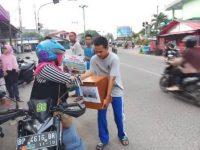Pelajar SMK Perkapalan Uban Galang Dana Bantuan Kemanusiaan Gempa Lombok