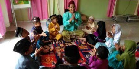 Mari Bangun Rumah Disurga Dengan Bersedekah di Kampung Al-Quran
