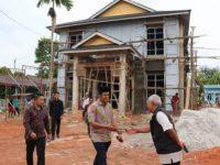 Kantor Kelurahan Kijang Sedang Direnovasi, Bajetnya 1,2 Miliar