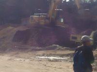 Alat Berat Tambang Pasir Ilegal Porak Porandakan Lingkungan Kawal Bintan, Melayu Raya Prihatin