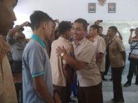 Disaksikan Polisi, Pelajar SMKN 3 dan SMAN 3 Akhirnya Berdamai