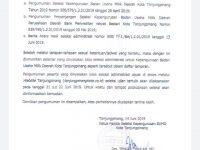 Memalukan, Mahasiswa Desak Walikota Syahrul Cabut SK Dirut BUMD