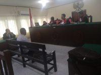 Tuntutan Tak Kunjung Disiapkan Jaksa Bintan, Sidang Gembong Narkotika 54 Kg Ditunda Tiga Kali