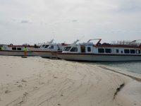 4 Kapal Angkut Turis Tiongkok di Bintan Agro Diduga Tak Kantongi Izin