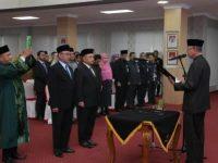 Nurfatah Jabat Kepala Kesbangpolpenmas Tanjungpinang