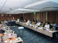 Plt Gubernur, Walikota/Bupati se-Kepri Rapat Dengan Menteri