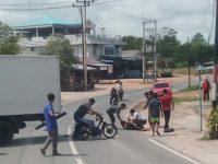 Hantam Lori Box, Hengky Kritis di RSUP Tanjungpinang