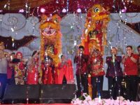 Tahun Baru Imlek di Tanjungpinang Meriah