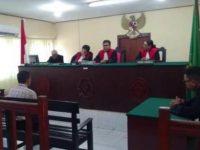 PN Tanjungpinang Vonis Penganiaya Pelajar 10 Bulan Penjara dan Denda 50 Juta