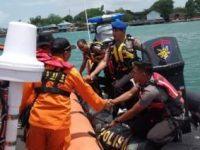 Boot Pancung Angkut Pasir Tenggelam, Satu Korban Ditemukan Tak Bernyawa
