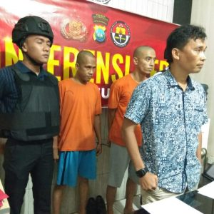 Satresnarkoba Polres Tpi Berhasil Amankan Sabu 8,5 Kg