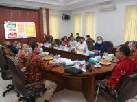 Komisi I Audiensi Bersama BINDA Kepri