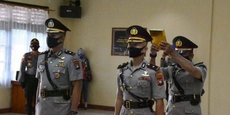 Resmi, Kompol M Chaidir Jabat Wakapolres Tanjungpinang