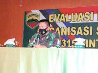 Prajurit dan PNS Kodim-0315 Bintan Jangan Terlibat Politik Praktis