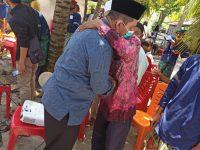 Berkunjung ke Desa Tulang Karimun, Ansar Ahmad Disambut Hangat Warga