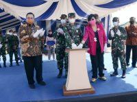 PT Batamec Bangun Satu Unit Kapal TNI AL