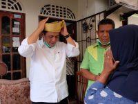 Warga Indonusa Lestari Dukung AMAN, Hadiahkan Tanjak ke Ansar