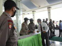289 Aparat Amankan Rapat Pleno Rekapitulasi Suara Tingkat Kota Tanjungpinang
