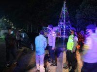 Jelang Natal, Kapolres Bintan Cek Gereja